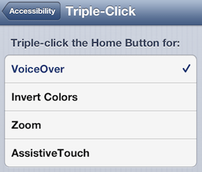 how to activate voice over and make siri read out notifications 1