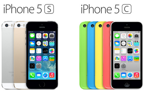 RCom and iPhone 5c and 5s contract details in India