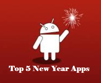 Top 5 New Year Apps for Android