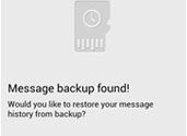how to restore or recover deleted messages or chats from whats app
