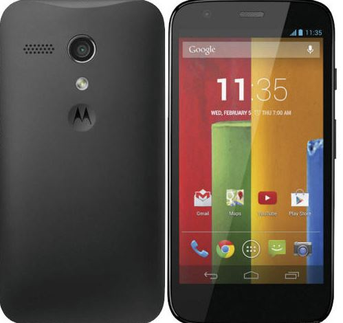 how to solve or fix loss of signal problem in moto g