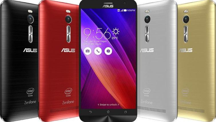 Asus Zenfone 2 models launch in India