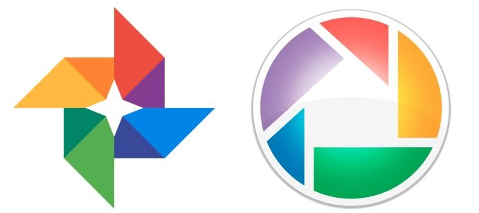 How to remove picasa and google plus photos from android gallery app